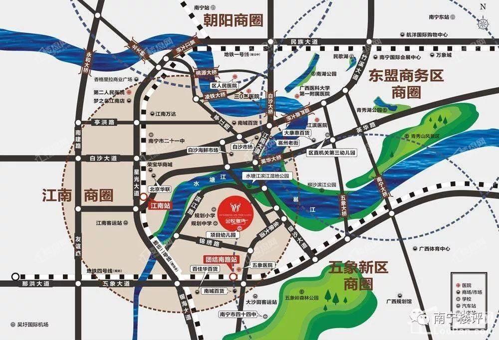 华润置地金悦澜湾位置图