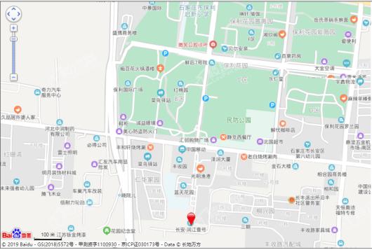 长安润江壹号交通图