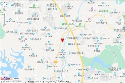 锦顺星苑交通图