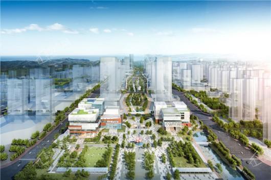 保利国际金融中心(花都)花都市民广场