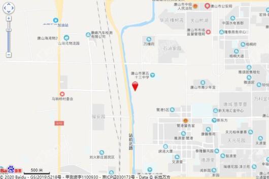 荣盛新城·熙堂尚院交通图