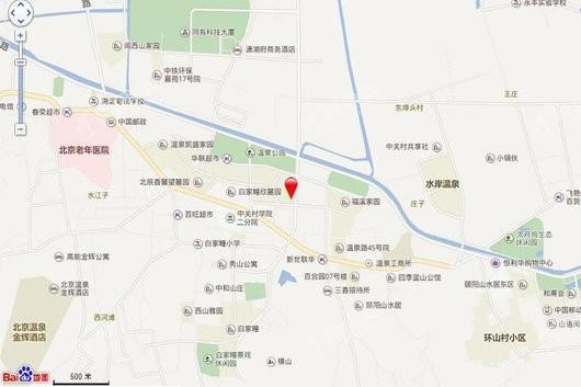 正源·尚峰尚水商铺交通图