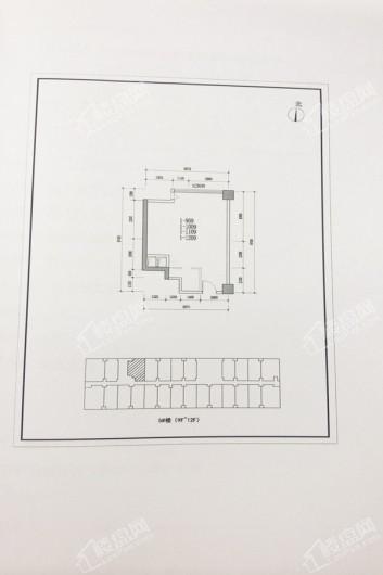 绿地·京21区户型图