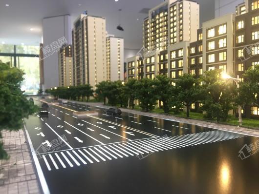 中国铁建·国际公馆沙盘