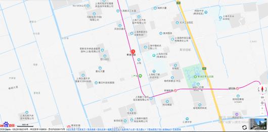 奉贤富力万达广场交通图
