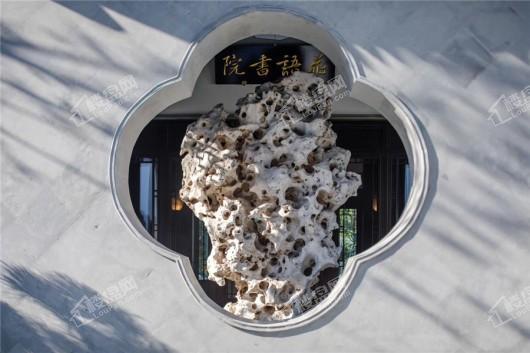 中国铁建花语堂实景图