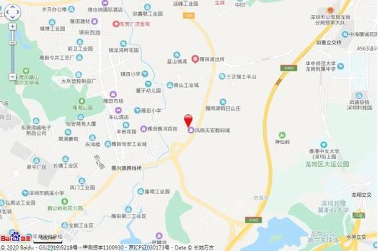 京东智谷交通图