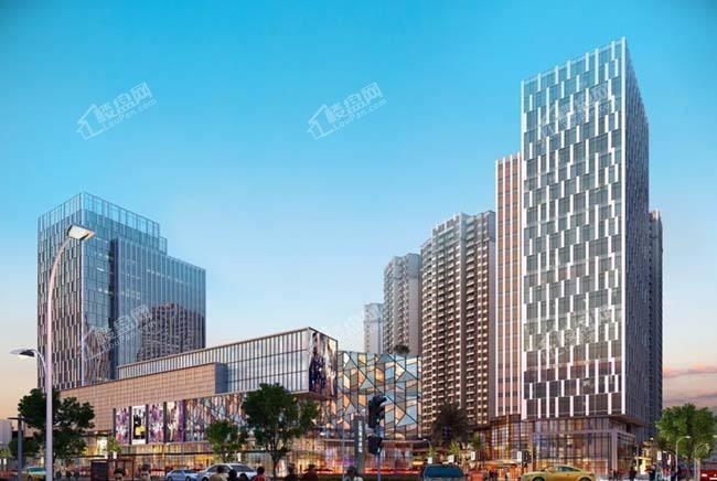 泛悦城市广场效果图