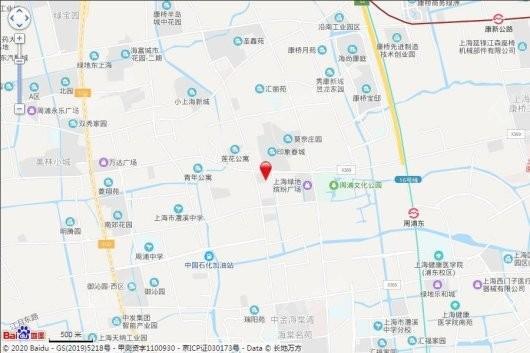 锦绣御澜交通图