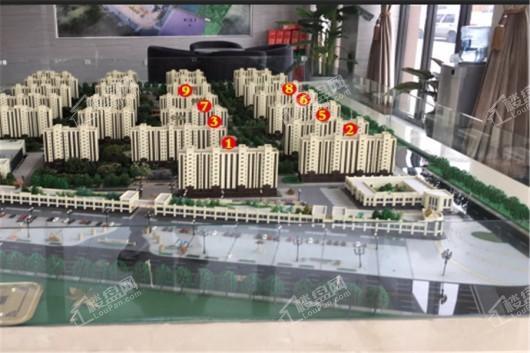 万邦悦城实景图