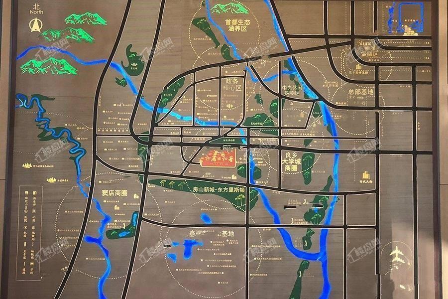 中海金樾和著位置图