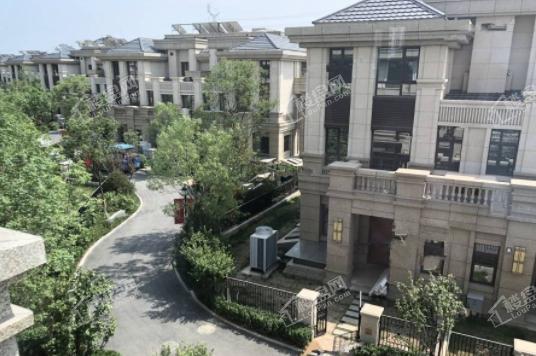 中海北京世家实景图
