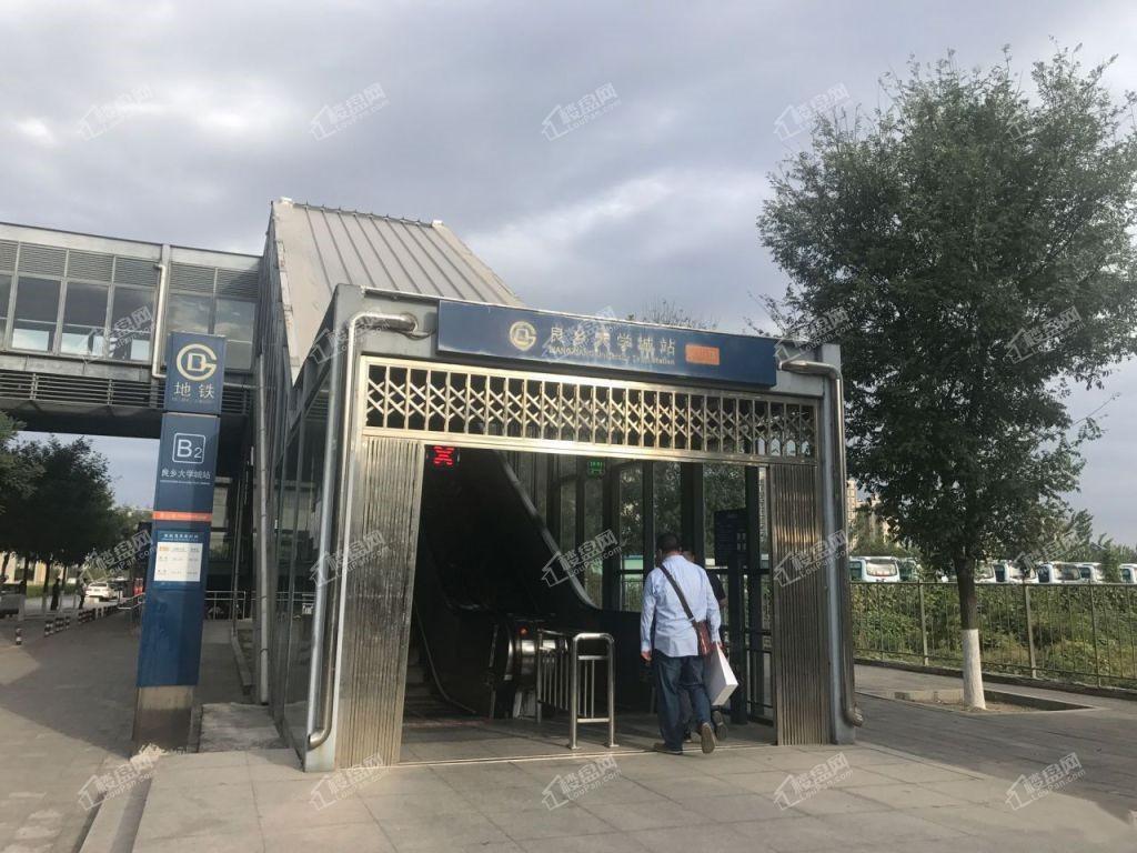 旭辉城实景图
