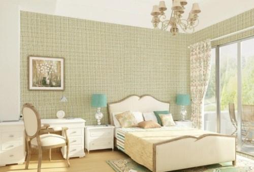 卧室装修壁纸如何选择