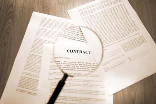 预售合同是正规合同吗?