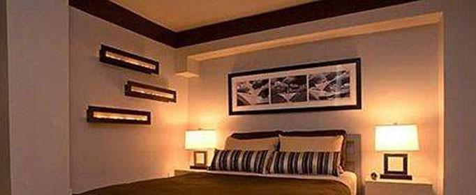 欧式风格卧室里装什么样的灯合适