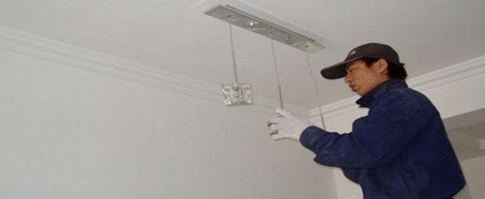 吸顶灯安装步骤流程是什么样的?