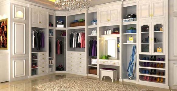 家居衣柜的如何保养?