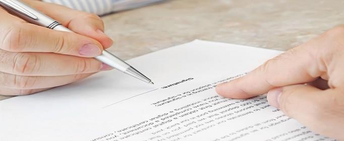 父母家庭财产分割书的格式是怎样的