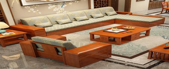 小户型实木家具如何搭配?