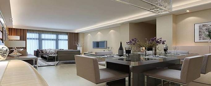 大面积的公寓装修有什么技巧