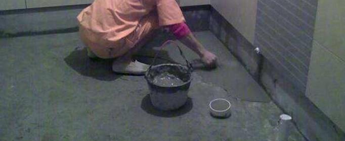 卫生间该用防水剂好还是防水布?