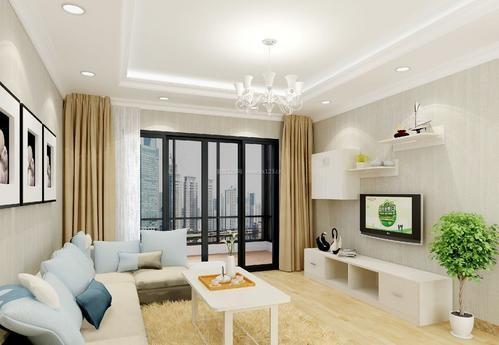 小户型客厅怎么装修才能使有限空间变大