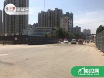 临汾解放东路拓宽改造工程6月最新进展 图片曝光!