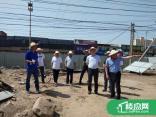 临汾解放东路拓宽改造工程进展:沿线拆迁任务已接近尾声