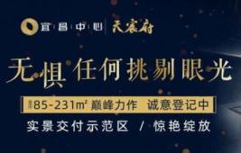 宜昌中心·天宸府:在光阴的细致筛选中,刻画生活的精致