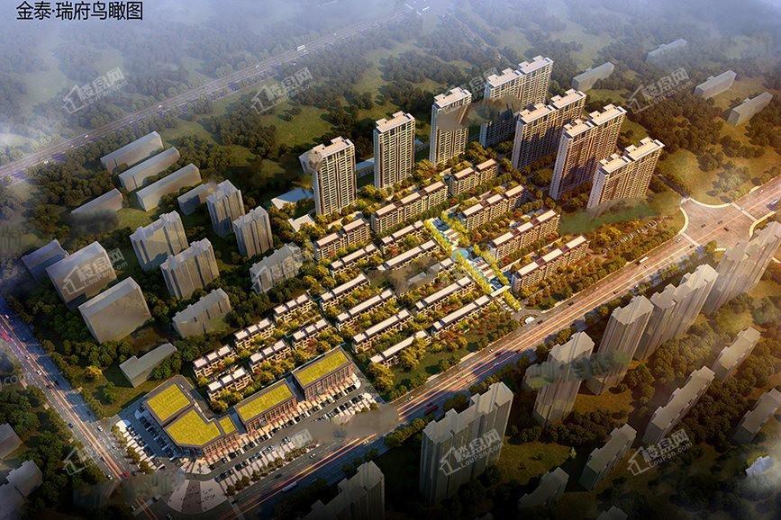 金泰瑞府高层户型建筑面积为133-149㎡