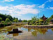 住在哈尔滨,下楼就是五星级公园!