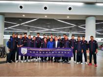 为国而战,荣耀高棉丨柬埔寨国家排球队21名球员赴中国福建集训