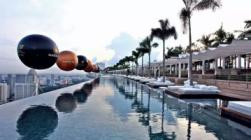 高过迪拜!奢比纽约!正荣梅溪紫阙台约220m高的天际泳池将在长沙人的朋友圈出现!