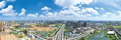 沙井规划为城市副中心发展再提速