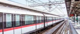 哈尔滨市地铁2号线、3号线启动铺轨 预计年底2号线实现轨通