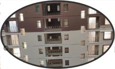 金磊中央城连廊式设计介绍采光通风俱佳