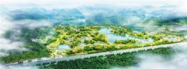 大王滩国家湿地公园相关规划相继获市政府批复