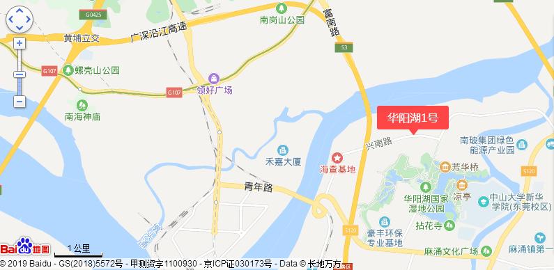 华阳湖1号位置.png