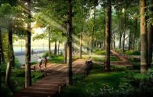 金科·白鹭湖| 双公园环伺 让生活居于自然之上