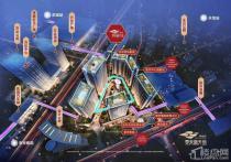 东城核心商圈泰禾新天地