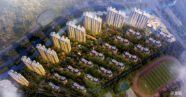 梅溪正荣府:梅溪湖改善置业,可以4层洋房,何必百米高层!