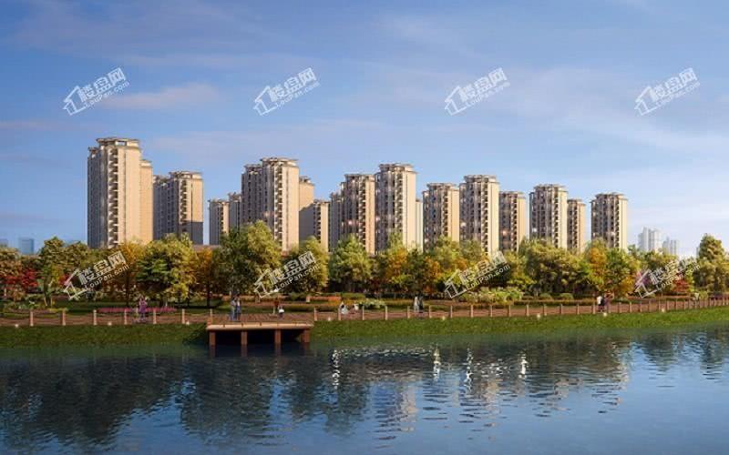 诺德阅香湖实景图