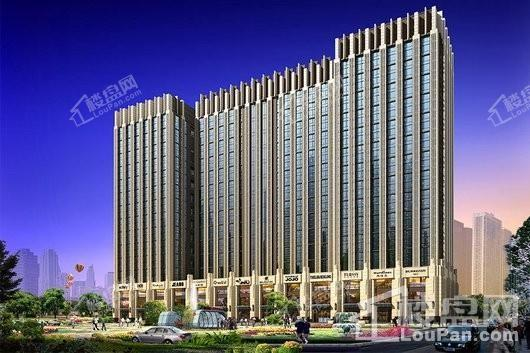 佳华国际大厦效果图