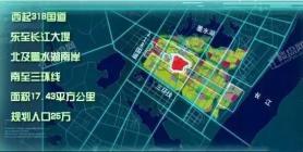 汉阳方岛没凉,今日金茂签约武汉方岛智慧科学城