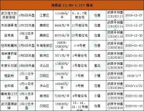 2020年第一周武汉10个项目开盘,三个纯新盘闹新春