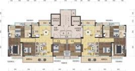 遇见未来的家,纯板式户型样板间即将盛大开放!