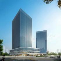 鲁明大厦工程进度 ▎匠心造筑,不负期许