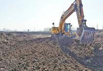小清河复航工程济南段复工 6月底前完成23米航道底宽开挖