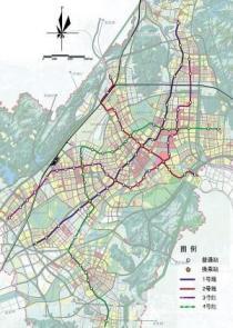 义乌要独立建轨道交通网,公示3种轨道交通方案